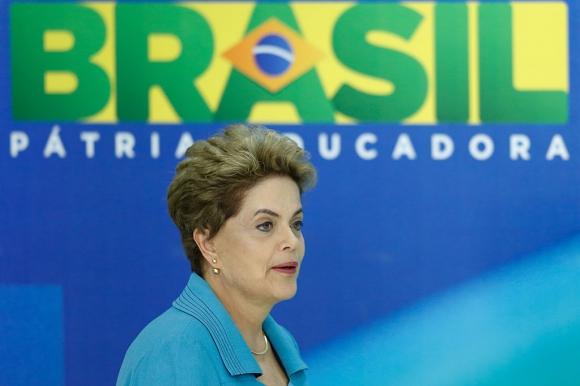 Дилма Русеф: Политическата нестабилност в Бразилия няма да засегне Олимпиадата