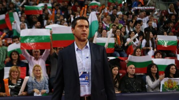 Евгени Иванов: Няма време до световното