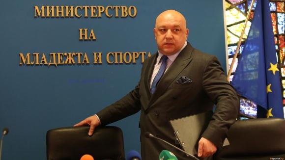 Красен Кралев отправи апел към футболните босове
