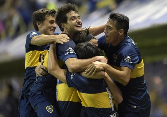 Бока Хуниорс се класира на четвъртфинал в Копа Либертадорес
