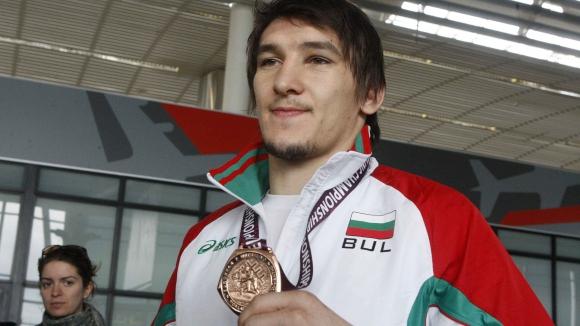 Даниел Александров извоюва девета олимпийска квота в борбата
