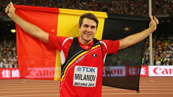 Второ място и рекорд за Филип Миланов на Диамантената лига в Доха