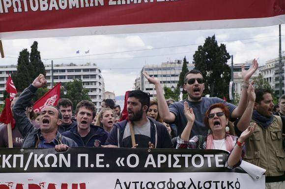 Стачка отложи финала за Купата на Гърция
