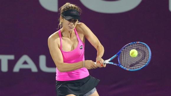Пиронкова срещу американка на квалификациите в Рим
