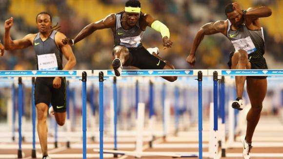 Омар Маклауд още по-бърз на 110 м/пр