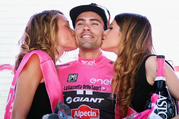 Холандец поведе в Обиколката на Италия