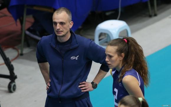 Радослав Бакърджиев: Ще бъде добре, ако успеем да спечелим Купата и завършим сезона с трофей