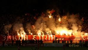 Германско списание посвещава броя си на агитката на ЦСКА