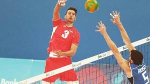 Розалин Пенчев: Цел №1 ми е да дам всичко от себе си за националния отбор