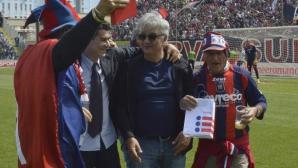 """Президентът на Кротоне обяви сумата, с която вкарал клуба в Серия """"А"""""""