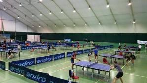 Българският елит в тениса на маса се събира в Албена