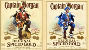 """Капитанът на Лестър ще стане лице на серия бутилки ром """"Капитан Морган"""""""