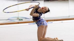 Сара Стайкова се отказа от художествената гимнастика