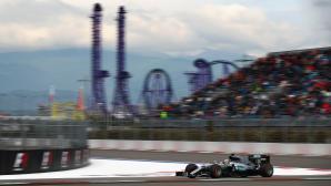 Мерцедес: Не знаем как Хамилтън успя да докара колата до финала