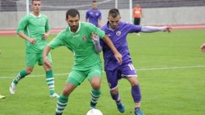 Етър крачи смело към професионалния футбол