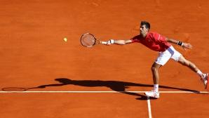 Джокович с първа победа в Мадрид от 2012 г.