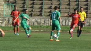 Тото Чаворски с два гола за Ботев (Враца)