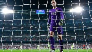 Джо Харт призна превъзходството на Реал