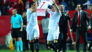 Ще видим ли испански финал и в Лига Европа?