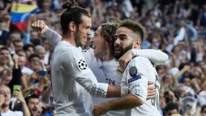 Модрич: Реал заслужено е на финал