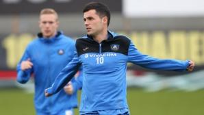 Левски се разделя с основен футболист