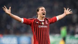 Агентът на Ибра: Златан може да се върне в Милан