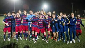 Българинът в Барселона стана шампион, головият му рекорд е изключителен