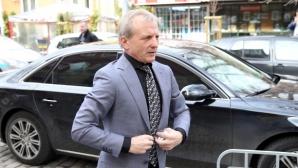 ЦСКА поздрави Гриша Ганчев