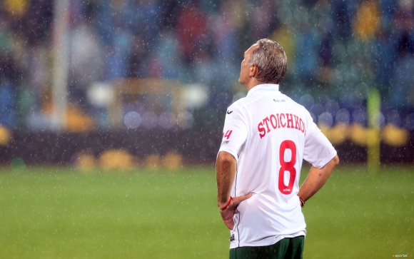 Христо Стоичков - легендата продължава!