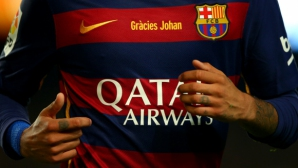 Nike вади по 100 милиона годишно за Барселона