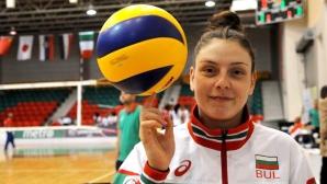 Мирослава Паскова: Надявам се да направим успешно лято