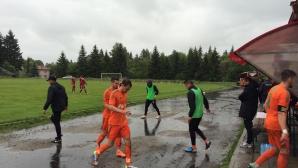 Младоците на Литекс изпуснаха победата в Банско