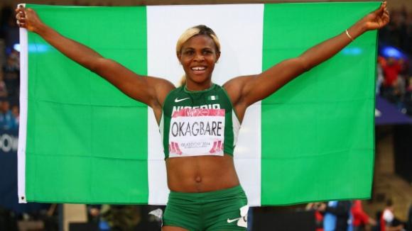 Окагбаре ще участва на 100, 200 метра и скок дължина в Рио