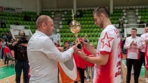 Павлин Иванов е MVP на финалите (видео)