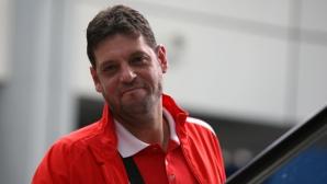 Пламен Константинов пое европейски клубен шампион