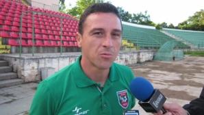 Треньорът на Ботев Вр: Наложи се да доказваме кои сме