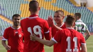 Заформи се страхотен трилър - ЦСКА решава бъдещето на Берое и Левски в Европа