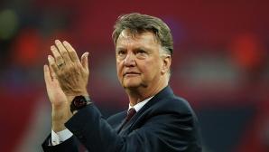 Вече и официално: Юнайтед се раздели с Ван Гаал!