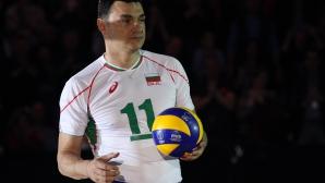 Владимир Николов: Категорично бъдещето ми е свързано с волейбола