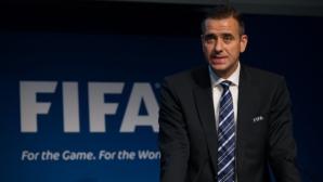 ФИФА уволни директора по финансовите въпроси