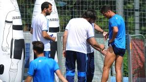 Кристиано уплаши мадридистите, може да не играе на финала