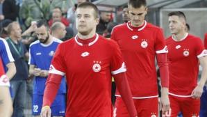 Триумфът на ЦСКА облагодетелства Левски