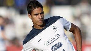 Сериозен удар за Франция - Варан аут от Евро 2016
