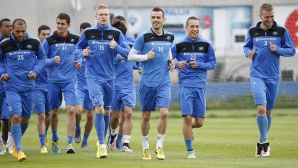 Левски с тренировка в сряда от 18:00 часа