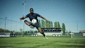 adidas стартира първата си филмова поредица със световни суперзвезди