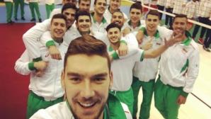 България ще играе контрола с Тунис отворена за фенове
