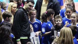 Школата на Владо Николов събира момчета за тренировки и състезания