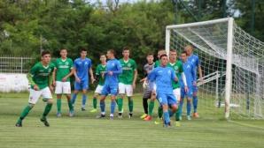 Нефтохимик U19 отстъпи на Левски