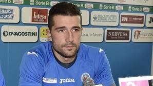 Гълъбинов: Бях много ядосан, но сега съм щастлив и мислим за Пескара