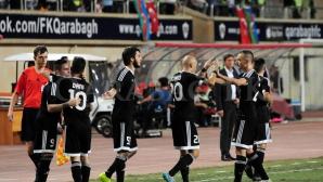 Карабах направи дубъл, над 10 пострадали след финала за купата на Азербайджан